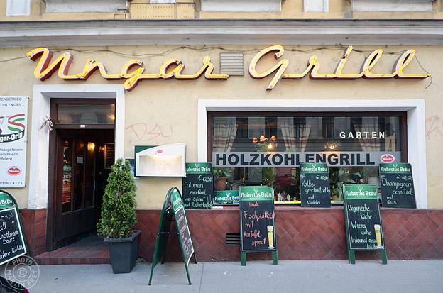 Ungar Grill: 1070 Wien