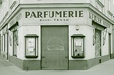 Parfumerie Poldi Tesar: 1050 Wien, Schönbrunnerstrasse 33
