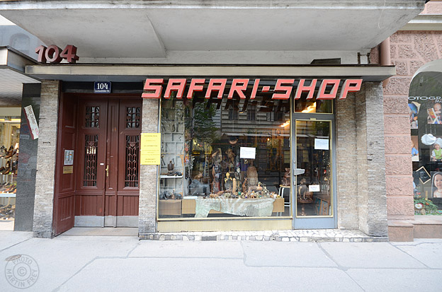 Safari Shop: 1080 Wien