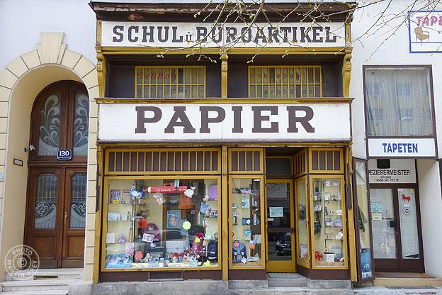 Erich Pfannhauser Papier: 1030 Wien