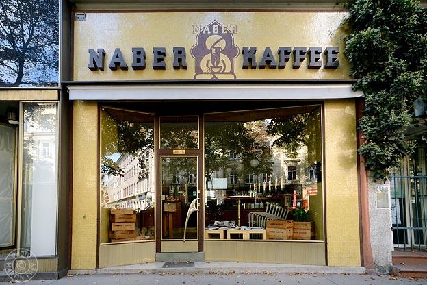 Naber Kaffee: 1040 Wien
