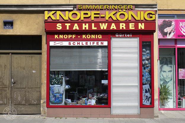 Simmeringer Knopf-König 1110 Wien