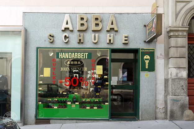 Abba Schuhe: 1040 Wien
