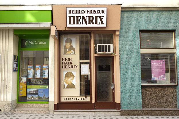 Herren Friseur Henrix: 1010 Wien