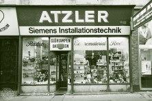 Franz Atzler, Elektroinstallationen und Handel: 1070 Wien