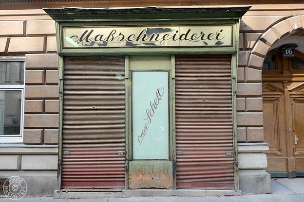 Massschneiderei Peter Schett: 1040 Wien