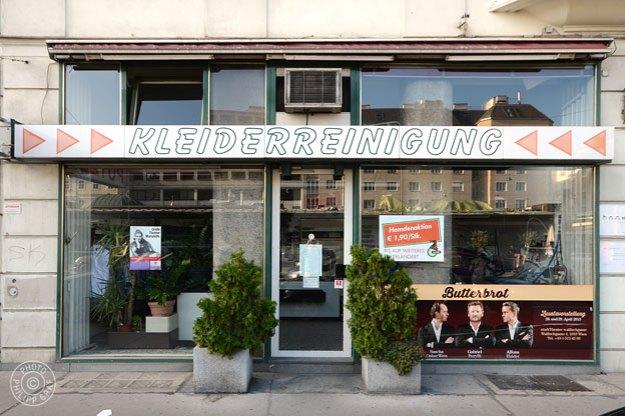 Kleiderreinigung Rudolf Kaiser: 1060 Wien