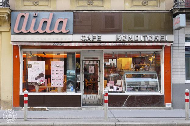 Aida Konditorei 1070 Wien: 1070 Wien