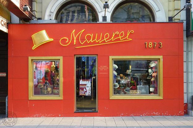 Mauerer Hüte: 1060 Wien
