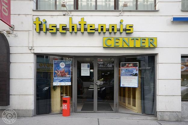 Tischtennis Center: 1080 Wien