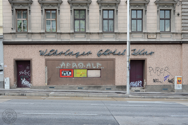 Währinger Gürtel Kino: 1180 Wien