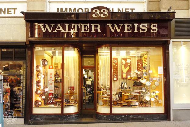 Walter Weiss: 1060 Wien