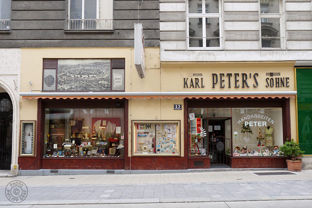 Karl Peter's Söhne: 1070 Wien