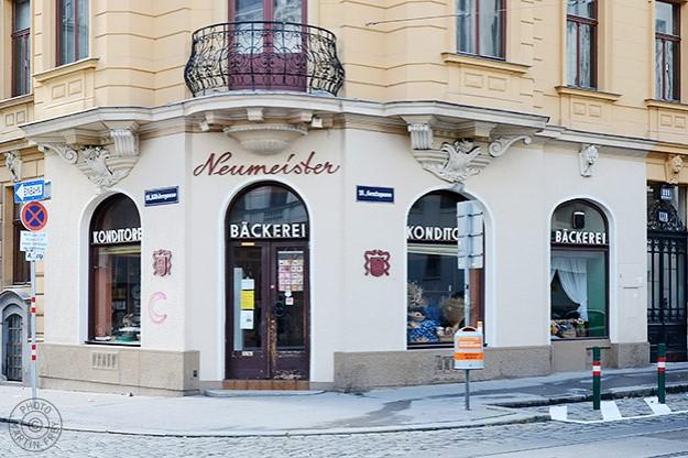 Bäckerei Neumeister: 1180 Wien