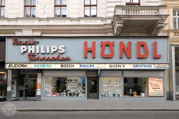 Radio Höndl Co.: 1090 Wien