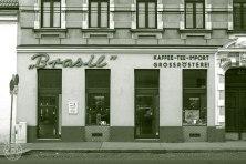 """Brasil"" Kaffee-Tee-Import, Großrösterei: 1030 Wien"