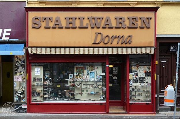 Stahlwaren Dorna: 1180 Wien