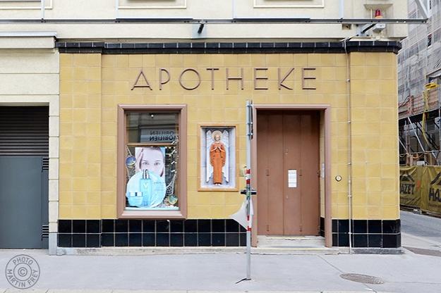 Schutzengel Apotheke: 1040 Wien