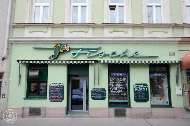 Fische - Kaisermühlen - Blum OG: 1220 Wien