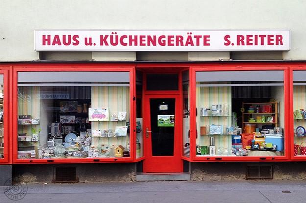 haus und küchengeräte Geschäfte mit Geschichte in Wien Martin Frey& Philipp Graf