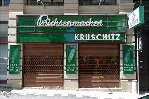 Büchsenmachermeister Martin Kruschitz: 1090 Wien