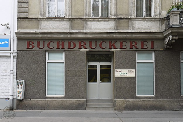 Buchdruckerei Roul Druck GmbH: 1020 Wien