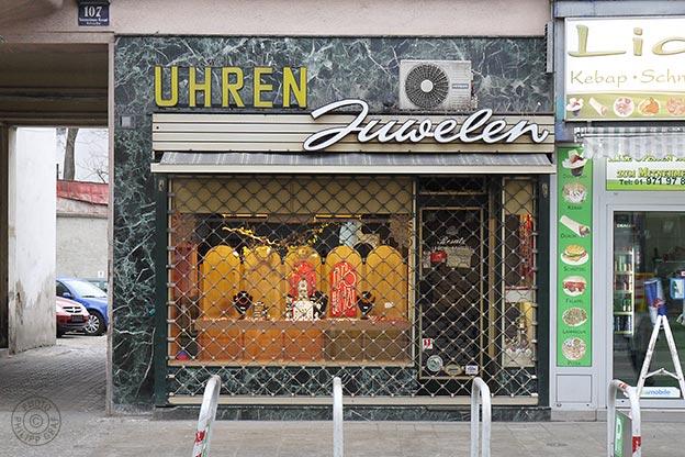 Richard Resatz GmbH Juwelen- und Uhrenhandel: 1110 Wien