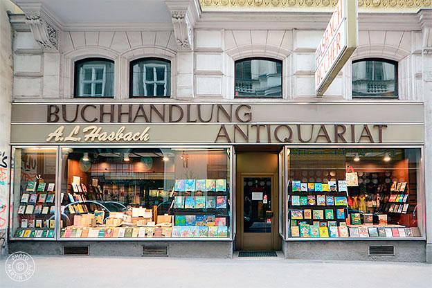 A. L. Hasbach, Buchhandlung, Antiquariat, 1010 Wien