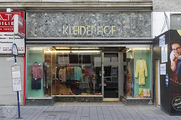 Kleiderhof: 1030 Wien