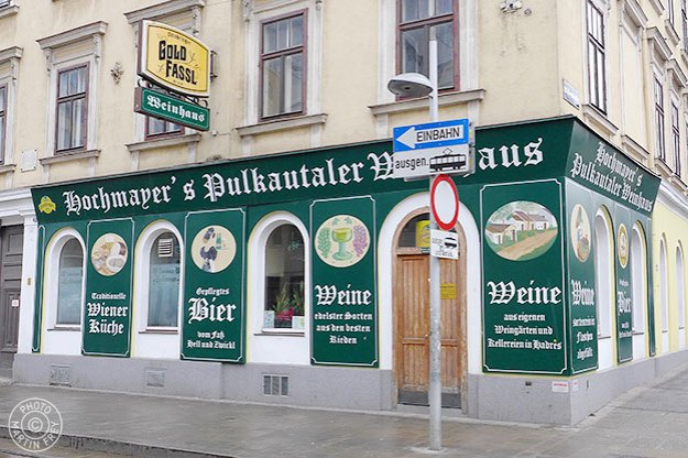 Hochmayers Pulkautaler Weinhaus: 1110 Wien