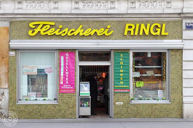 Fleischeri Leopold Ringl: 1060 Wien