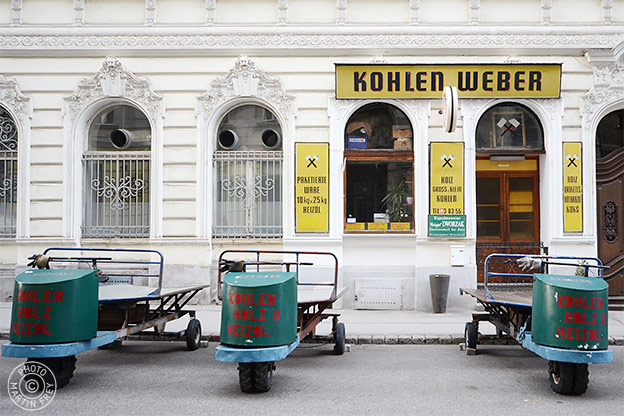 Kohlen Weber: 1070 Wien