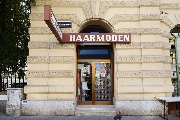 Haarmoden Salon Jutta Singer: 1090 Wien
