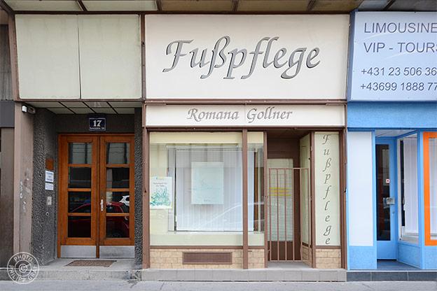Fußpflege Romana Gollner: 1030 Wien