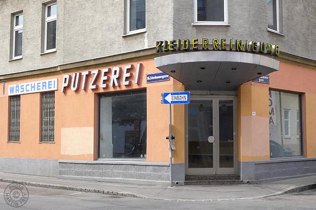 Wäscherei Putzerei Herbert Mertl: 1160 Wien