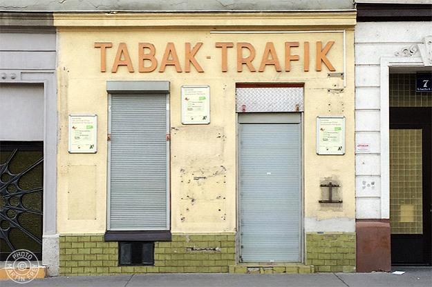 Tabak Trafik: 1170 Wien