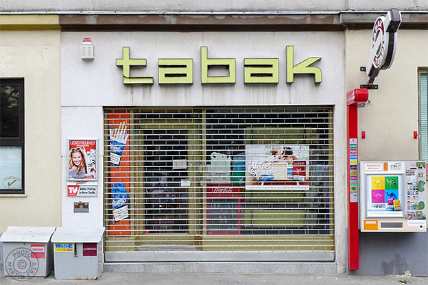 Tabak Trafik Robert Topil: 1160 Wien