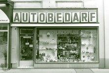 Autobedarf Fundgrube W. Titz: 1040 Wien