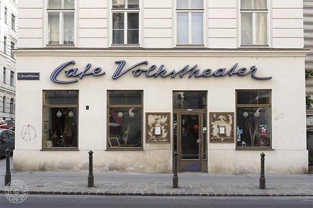 Cafe Volkstheater: 1070 Wien