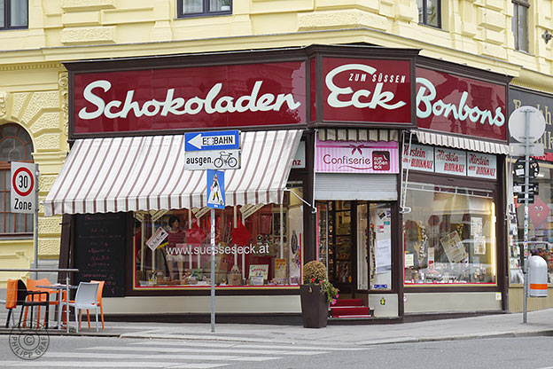 Confiserie zum süßen Eck: 1090 Wien