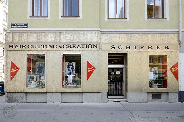 Haircutting & Creation Schifrer Anna: 1020 Wien
