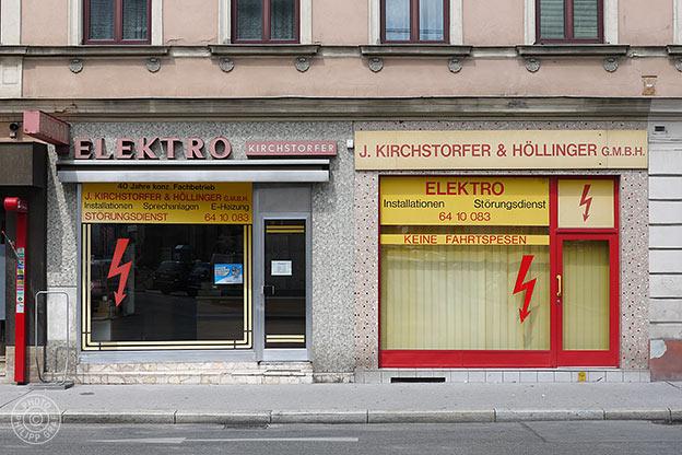 Elektro J. Kirchstorfer & Höllinger GmbH: 1010 Wien