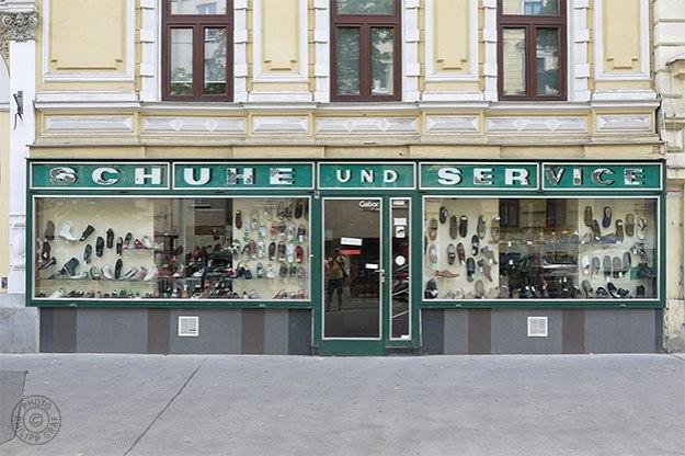 Schuhe und Service Jaroslav Hotovy: 1100 Wien