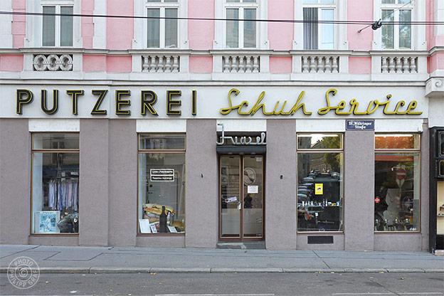Juwel - Textilreinigung & Schuhservice: 1180 Wien
