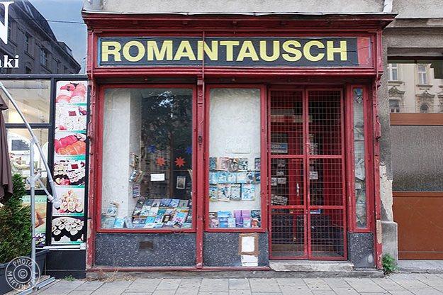 Romantausch und Zeitschriften: 1150 Wien